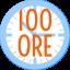 100 ORE