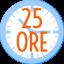 25 ORE